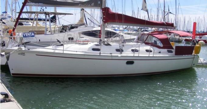 Location yacht à Pointe-à-Pitre - Dufour Gib Sea 43 sur SamBoat