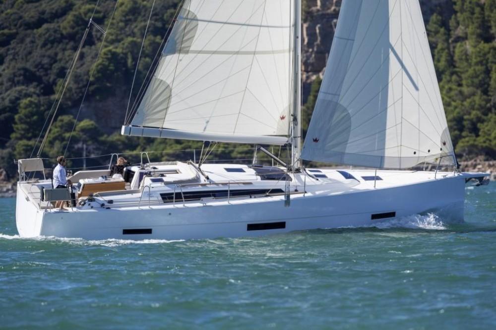 Jachthuur in Sthlm - Dufour-Yacht Dufour 430 via SamBoat