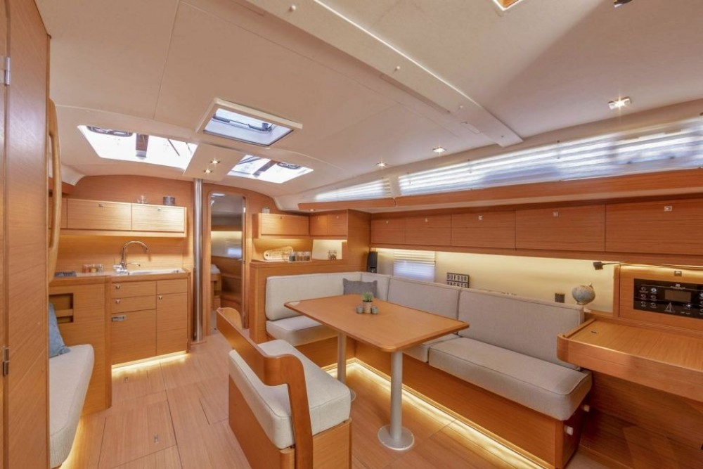 Bootverhuur Dufour-Yacht Dufour 430 in Sthlm via SamBoat
