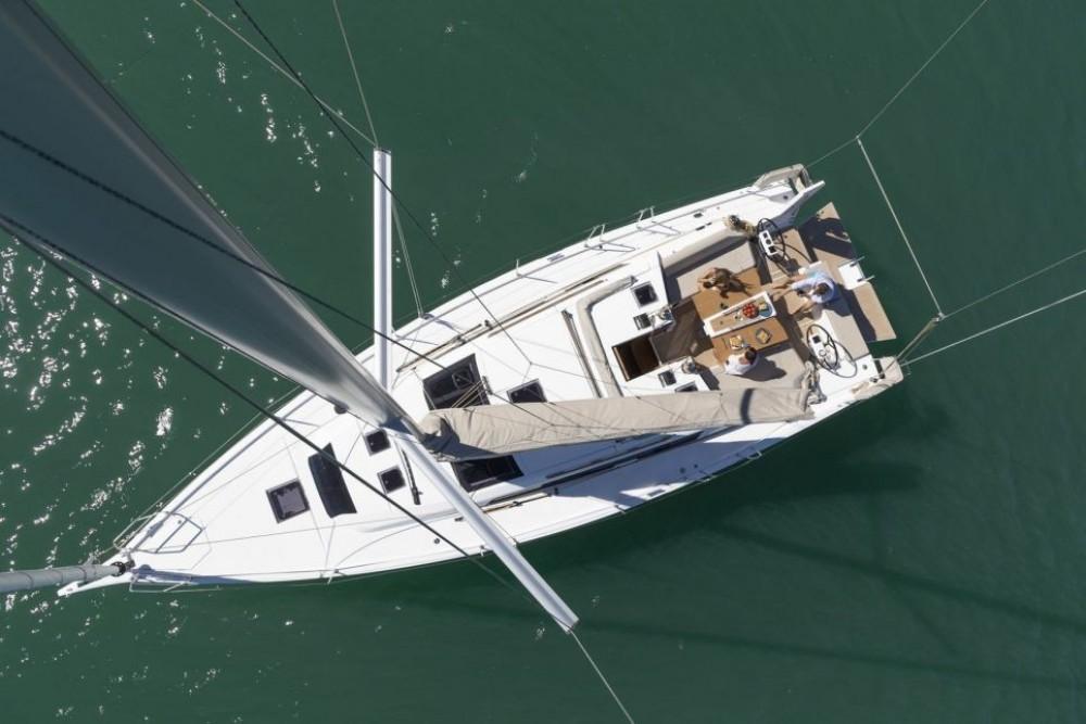 Verhuur Zeilboot in Sthlm - Dufour-Yacht Dufour 430