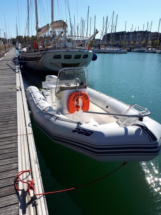 Location yacht à Le Havre - Zodiac Open Pro 6.50 sur SamBoat