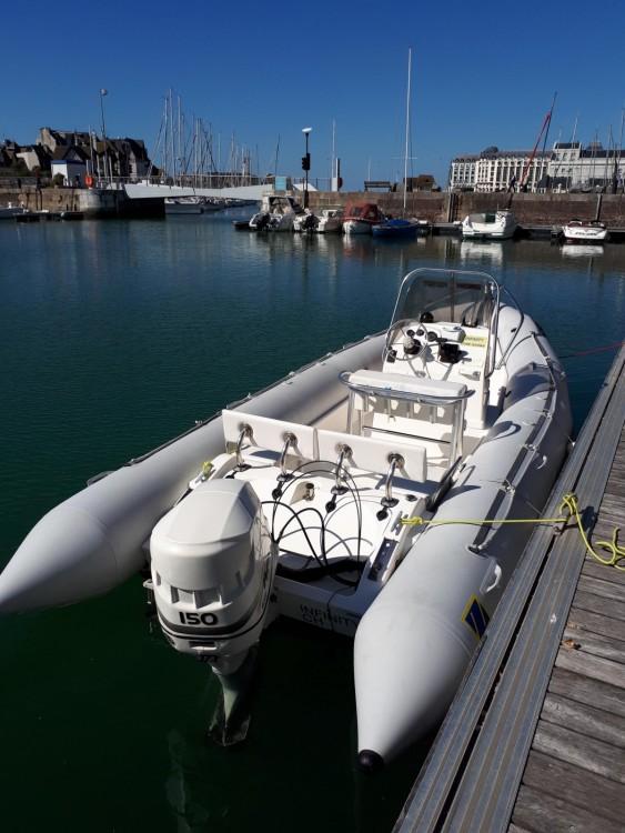 Louer Semi-rigide avec ou sans skipper Zodiac à Le Havre