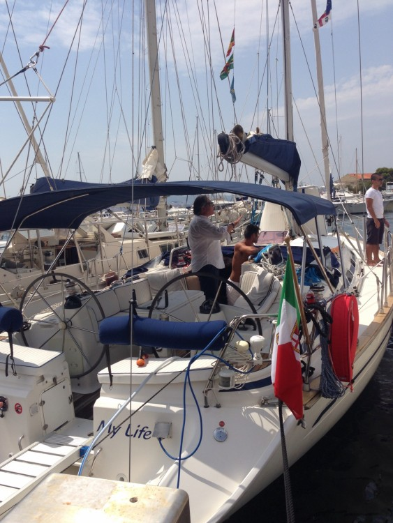 Hire Sailboat with or without skipper Bavaria Quartu Sant'Aleni/Quartu Sant'Elena
