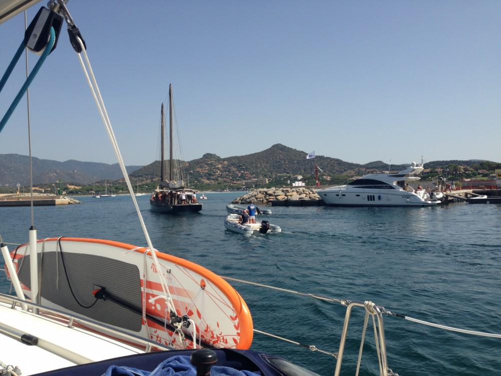 Noleggio yacht Quartu Sant'Elena - Bavaria Bavaria 44 su SamBoat