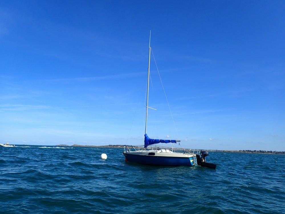 Louer Voilier avec ou sans skipper Etap à Saint-Cast-le-Guildo
