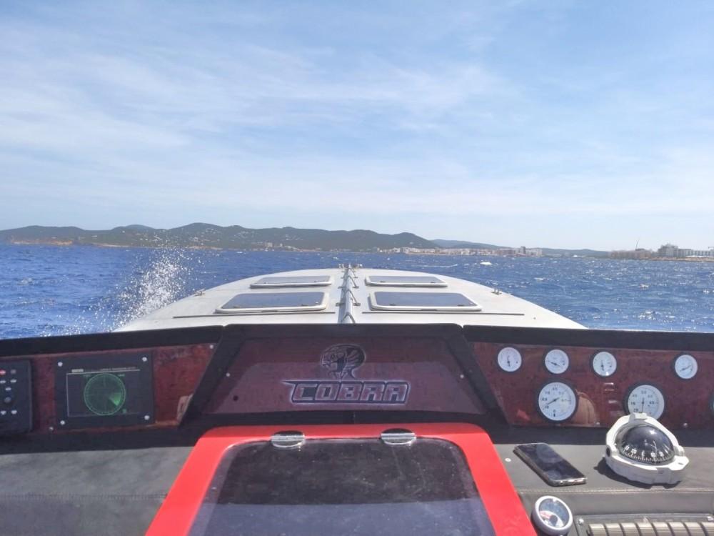 Location bateau Wellcraft Scarab 38 à Sant Antoni de Portmany sur Samboat