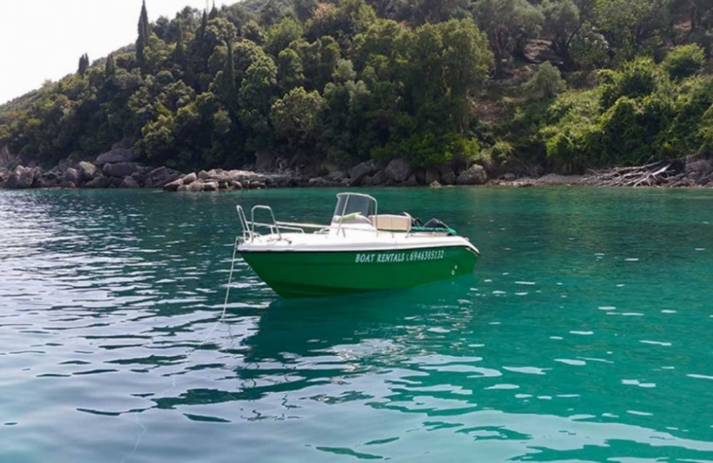 Location bateau Poseidon Bluewater 480 à Πάργα sur Samboat