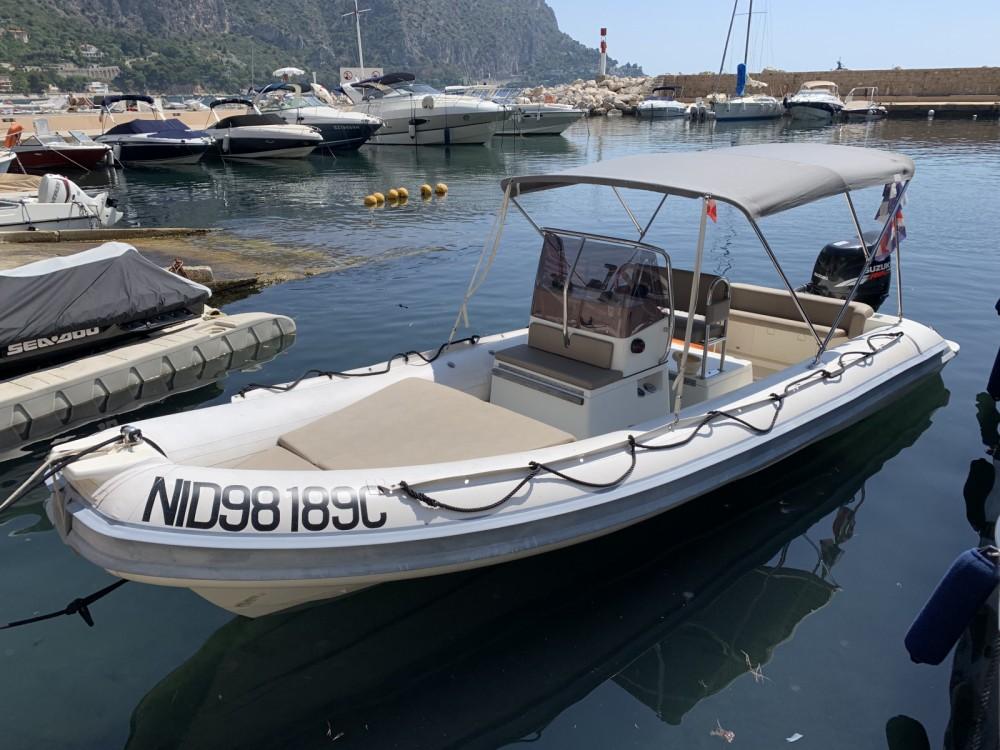 Bootverhuur Beaulieu-sur-Mer goedkoop G65