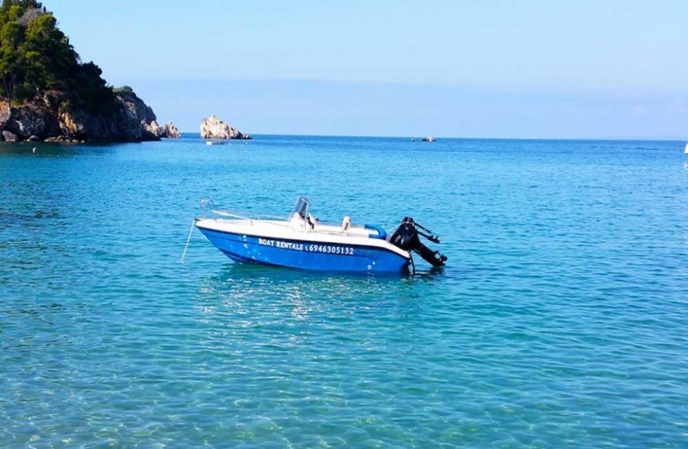 Location bateau Parga pas cher Bluewater 480