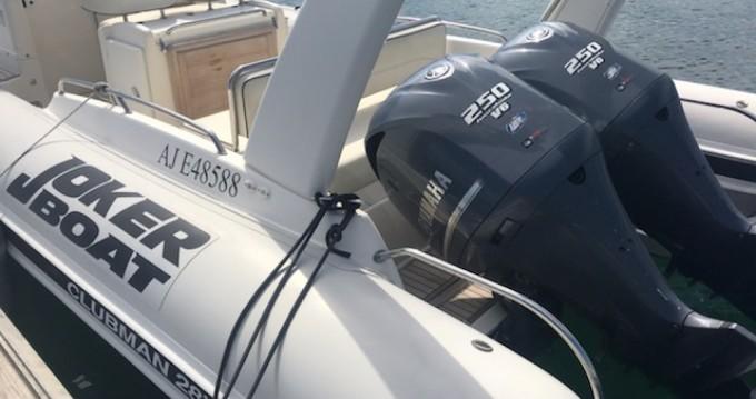 Location bateau Joker Boat Clubman 28 à Porto-Vecchio sur Samboat