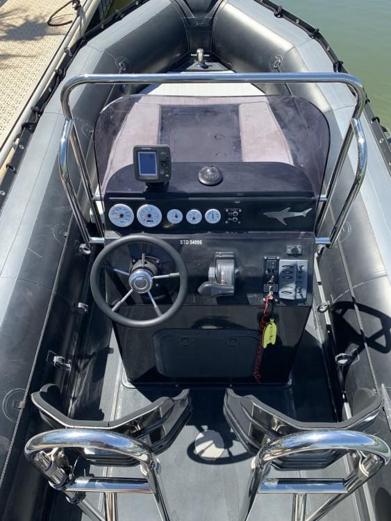 Rubberboot te huur in Palavas-les-Flots voor de beste prijs