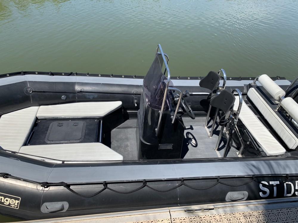 Verhuur Rubberboot in Palavas-les-Flots - Sillinger SILLINGER 650