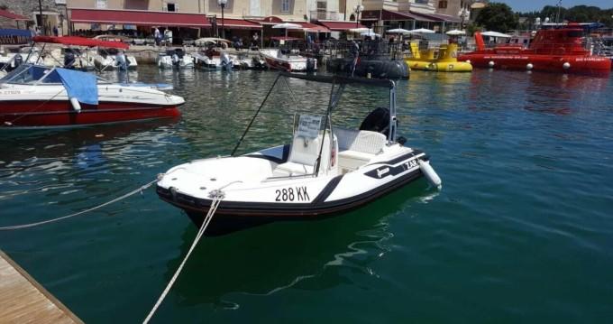 Location bateau Zar Zar 53 à Krk sur Samboat