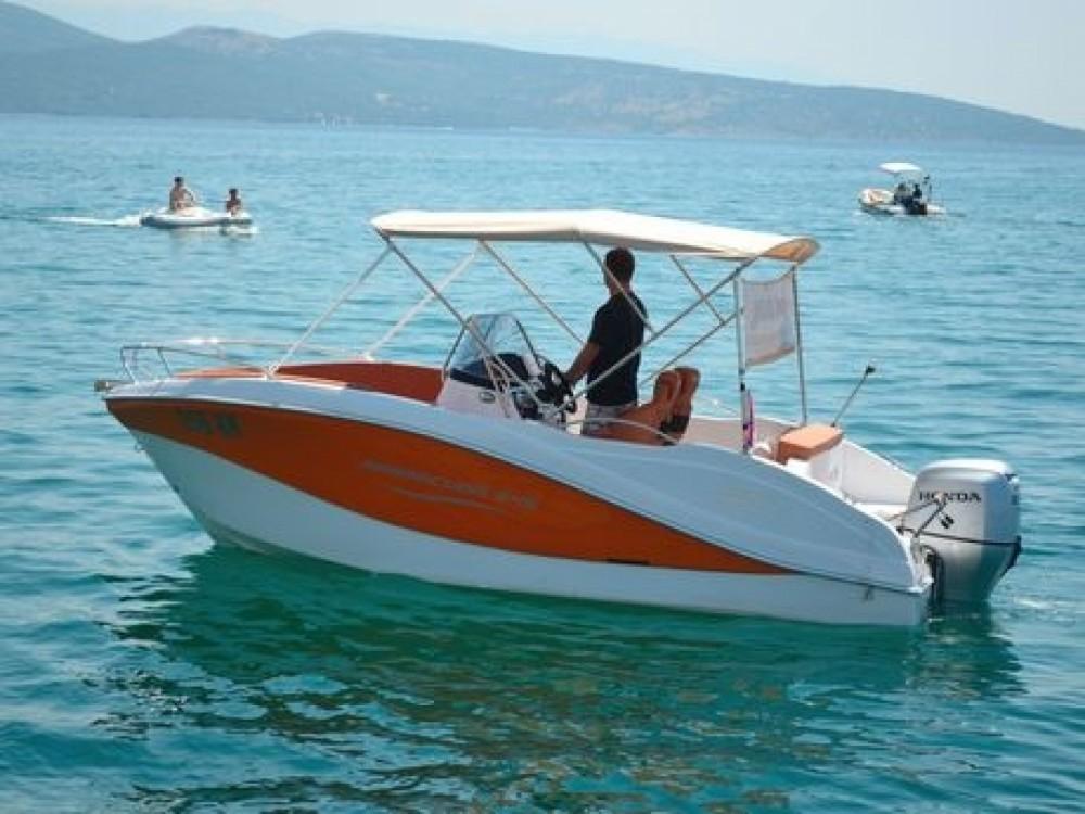 Location bateau Krk pas cher Okiboats 356