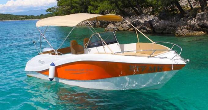 Location bateau Malinska-Dubašnica pas cher Barracuda 545 Open