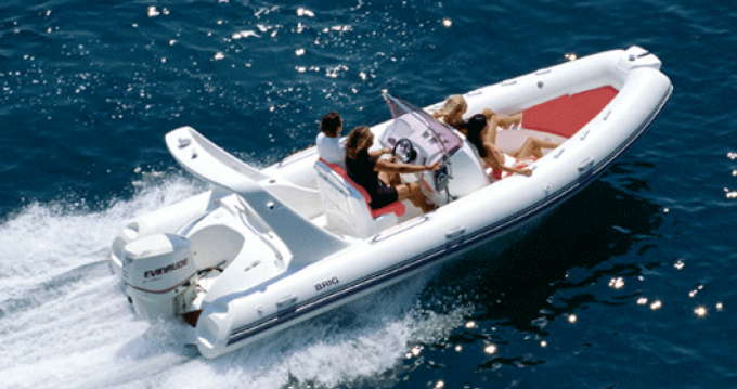 Location yacht à Malinska-Dubašnica - Brig 650 EAGLE sur SamBoat
