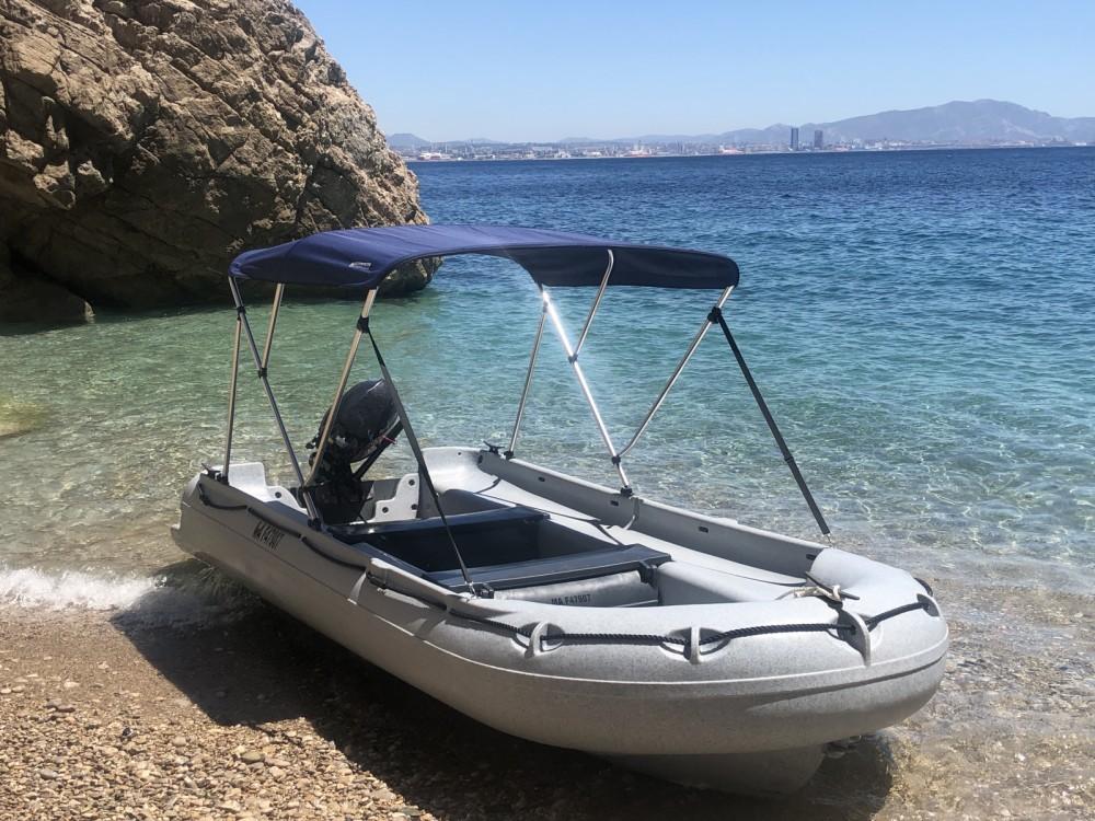 Verhuur Motorboot in Marseille - Fun Yak Sécu 13