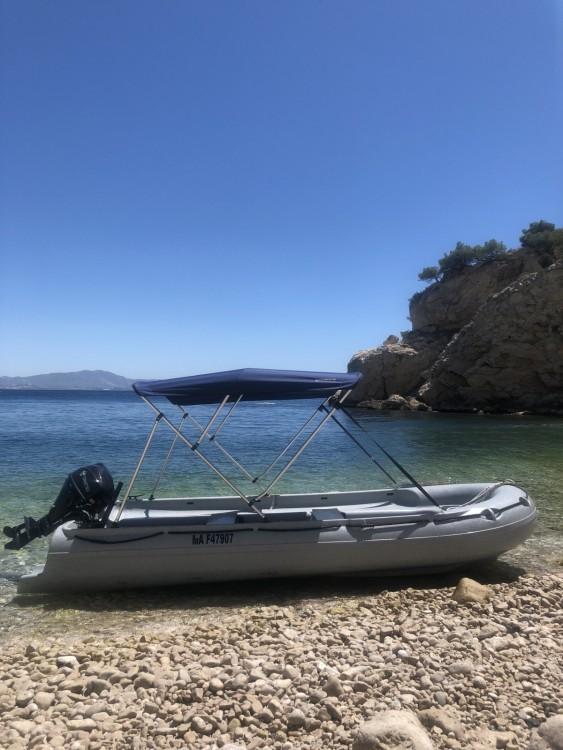 Huur Motorboot met of zonder schipper Fun Yak in Marseille
