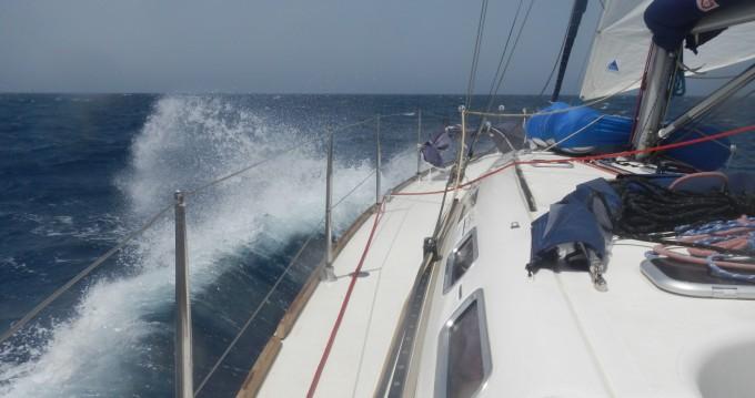 Location yacht à Saint-Mandrier-sur-Mer - Dufour 455 GRAND LARGE sur SamBoat