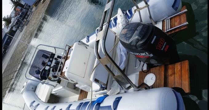 Location bateau La Ciotat pas cher NorthStar 195