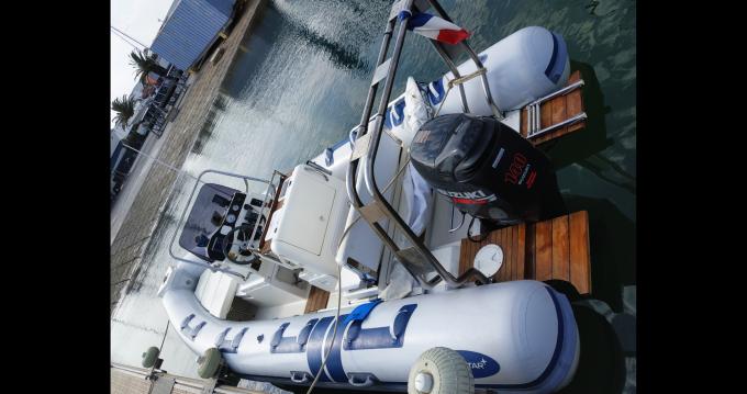 Location yacht à La Ciotat - Northstar NorthStar 195 sur SamBoat