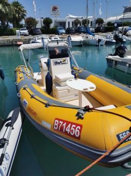 Location bateau Saint-Laurent-du-Var pas cher Bwa 550 Pro