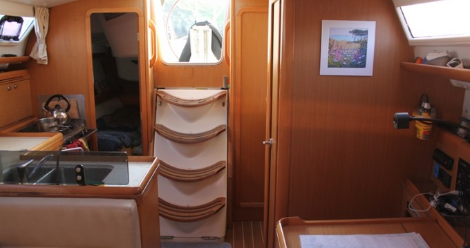 Location yacht à Lorient - Jeanneau Sun Odyssey 36 sur SamBoat
