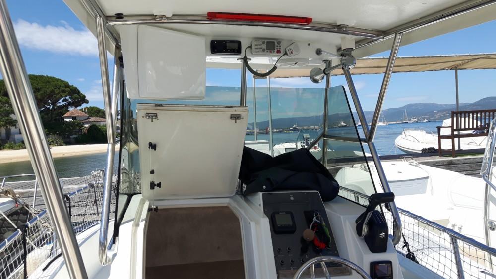 Zaniboni  Fisherman 23 entre particuliers et professionnel à Saint-Tropez