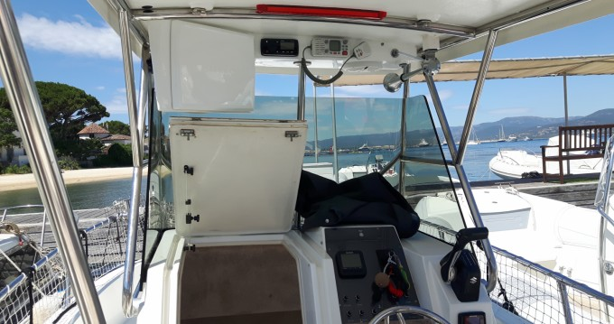Location yacht à Saint-Tropez - Zaniboni  Fisherman 23 sur SamBoat