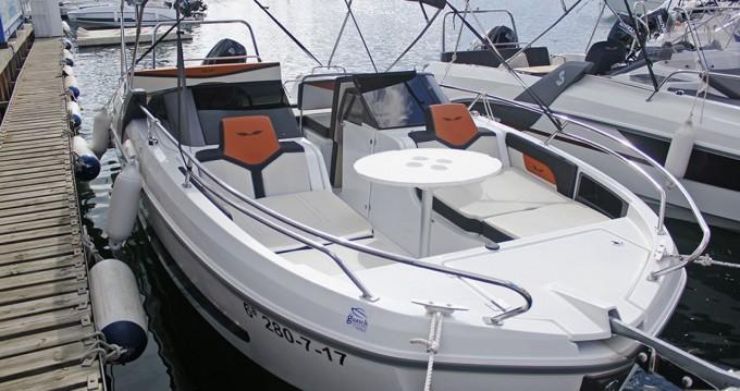 Location bateau l'Estartit pas cher Flyer 7.7 SPORTdeck