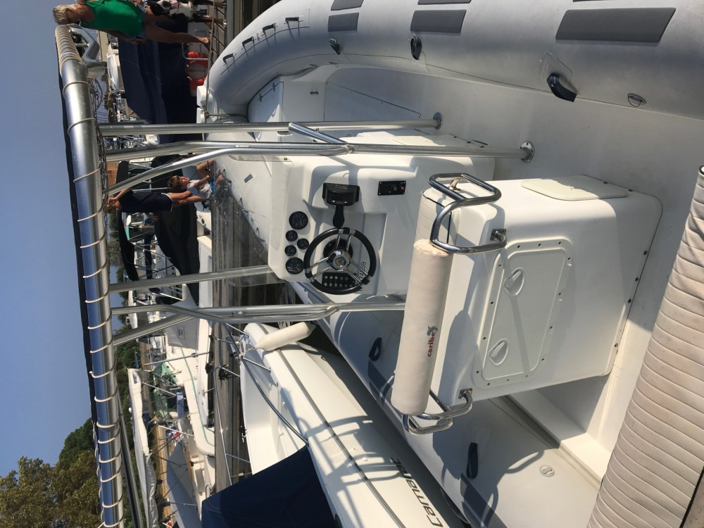 Bootsverleih La Londe-les-Maures günstig Caribe UB24