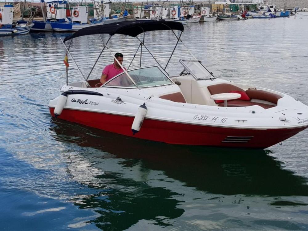 Sea Ray 210 SD entre particuliers et professionnel à Puerto Deportivo de Marbella
