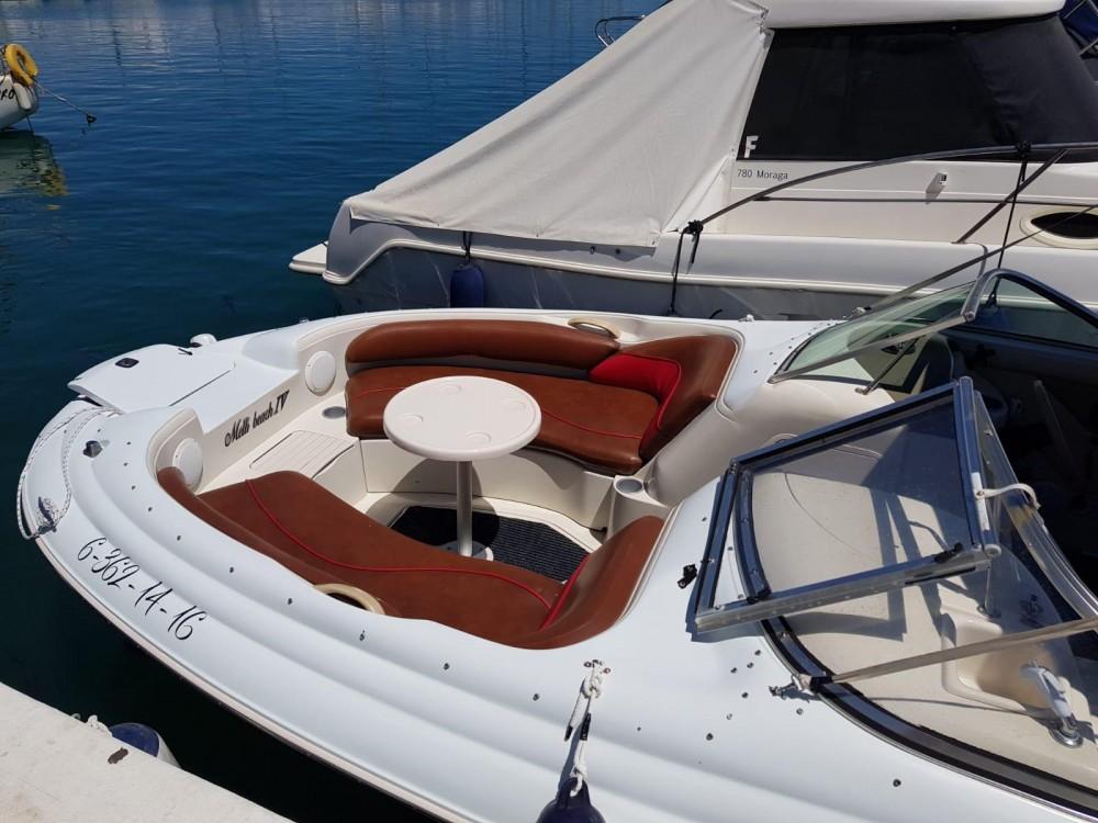 Location bateau Puerto Deportivo de Marbella pas cher 210 SD