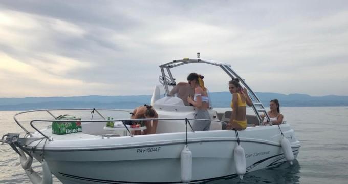Location bateau Publier pas cher Cap Camarat 6.5