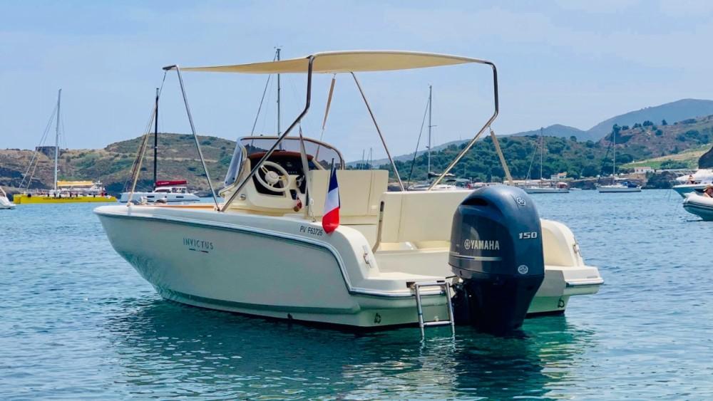 Noleggio yacht Saint-Cyprien - Invictus  Invictus 200 FX su SamBoat