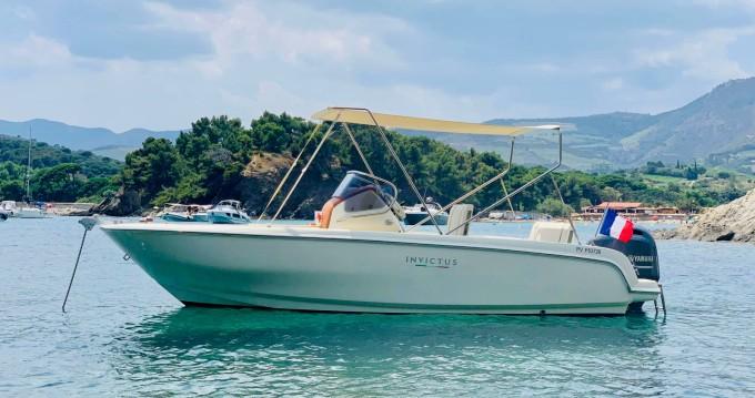 Location yacht à Saint-Cyprien - Invictus  Invictus 200 FX sur SamBoat