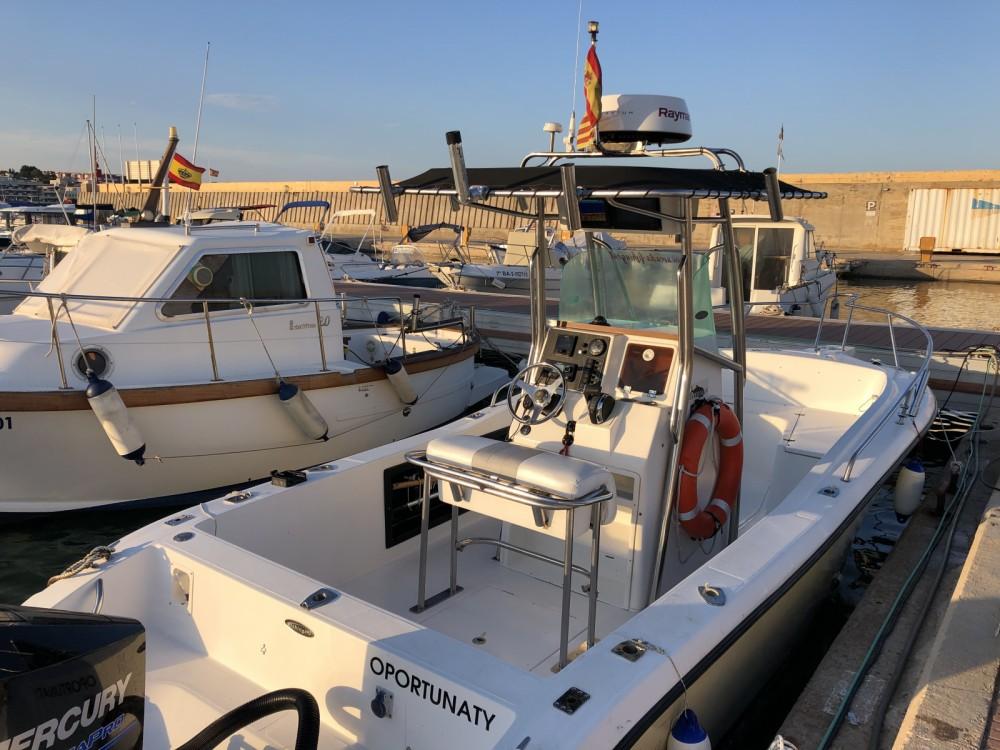 Location yacht à el Vendrell - Fishing Raptor 240 sur SamBoat