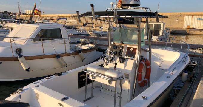 Location yacht à Coma-ruga - Fishing Raptor 240 sur SamBoat