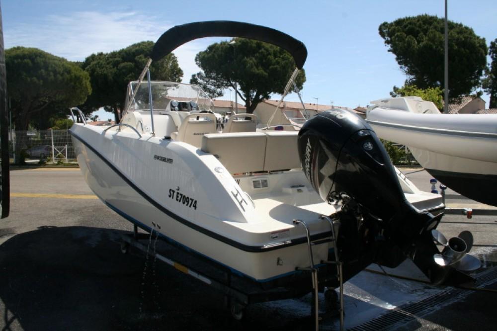 Location bateau Quicksilver Quicksilver 675 Open Activ à Castelló d'Empúries sur Samboat