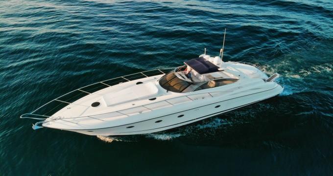 Yacht à louer à Marbella au meilleur prix