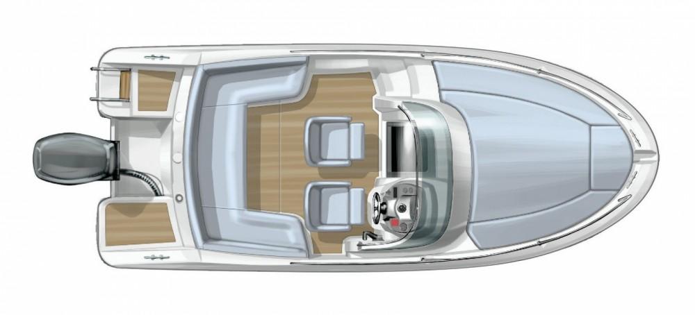 Location bateau Bénéteau Flyer 650 Sun Deck à Moccosizza sur Samboat