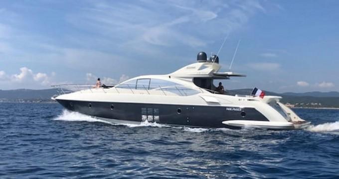 Louer Yacht avec ou sans skipper Azimut à Fréjus
