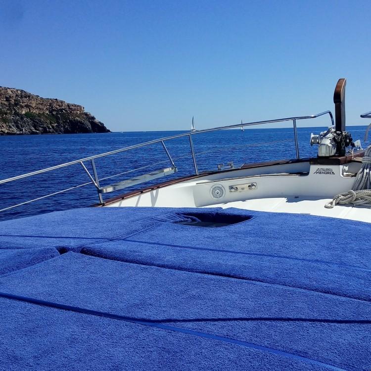 Alquiler Yates en Mahón - Menorquin Yachts Menorquin Yachts 150 Fly