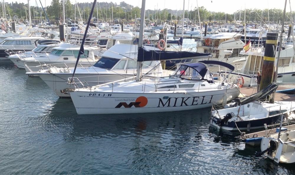 Location bateau Jeanneau sun odyssey à Santander sur Samboat