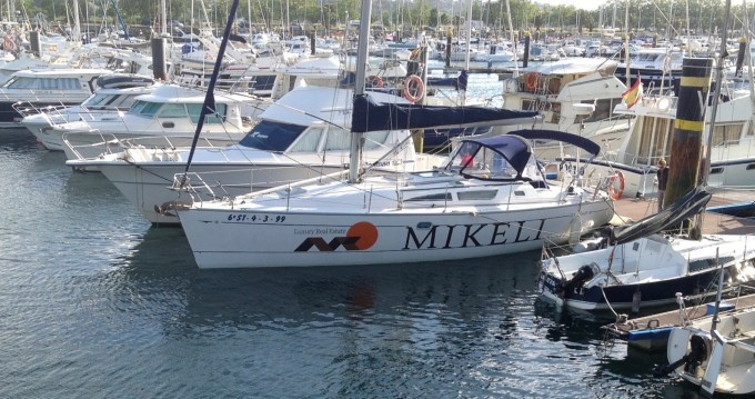 Location yacht à Santander - Jeanneau Sun odyssey sur SamBoat