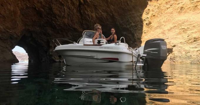 Location bateau Mykonos (Île) pas cher Open 550
