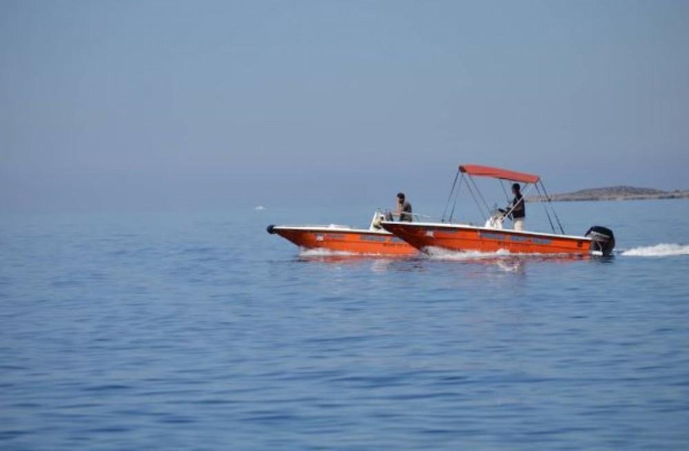 Location bateau Mare 5.5 à Chóra Sfakíon sur Samboat