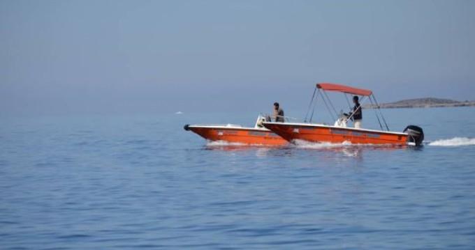 Location bateau Chóra Sfakíon pas cher 5.5