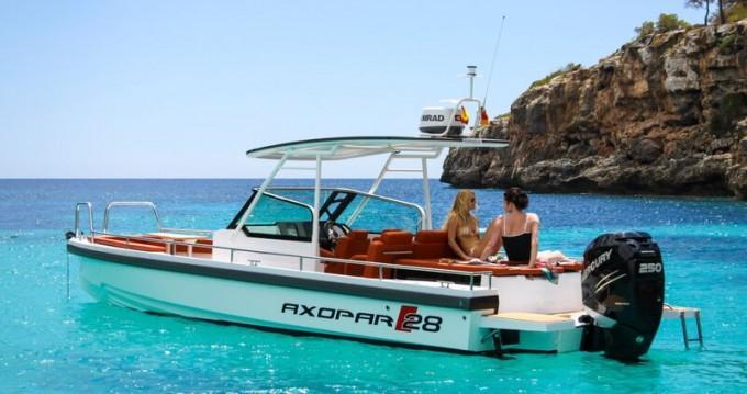 Location yacht à Siracusa - Axopar 28 T-Top sur SamBoat