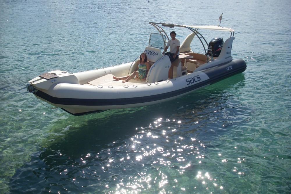 Location yacht à Propriano - Sacs Sacs S 870 sur SamBoat